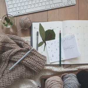 Knitting - Planner