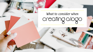 6 Things to Consider When Creating Your Logo