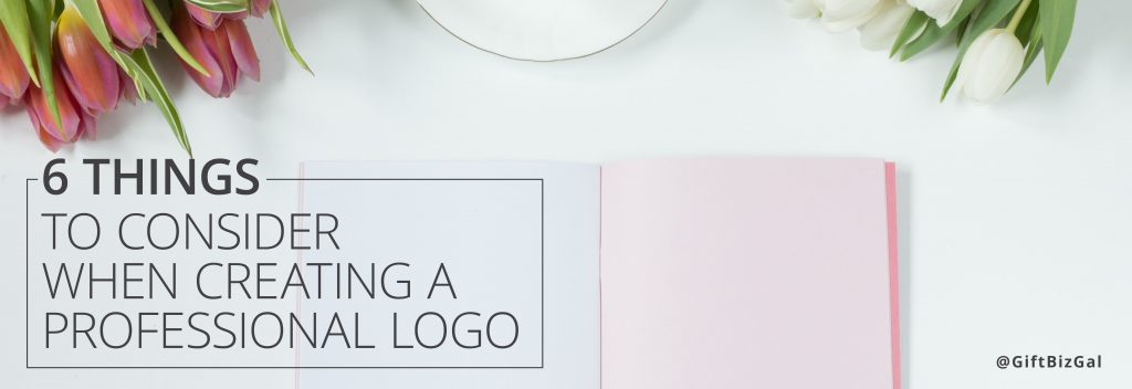 6 Steps to Creating Your Logo
