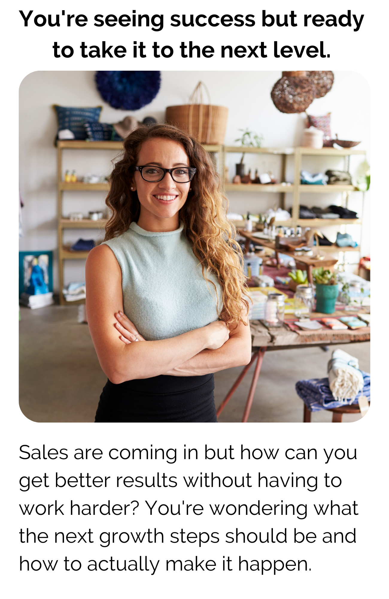 Established Small Business Owner