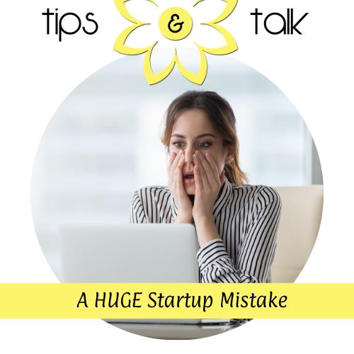GBU Tips & Talk - Big Mistake