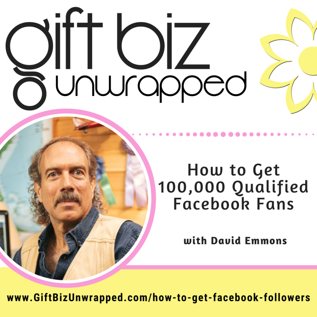 How to get Facebook followers with David Emmons of Artist Marketing Formula