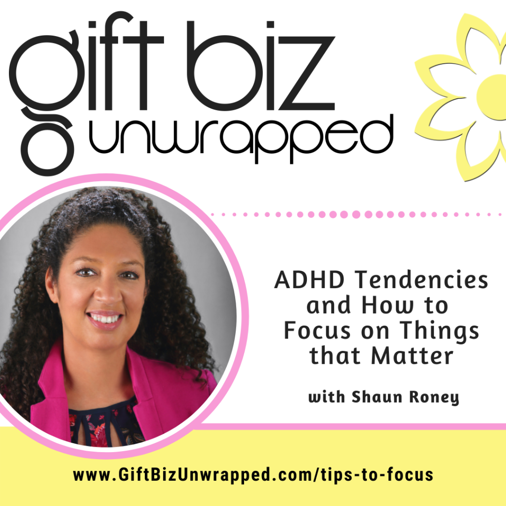Tips To Focus On What Matters with Shaun Roney