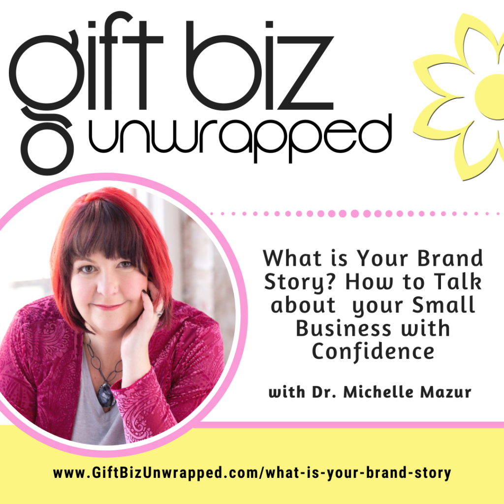 What is your brand story with Dr. Michelle Mazur