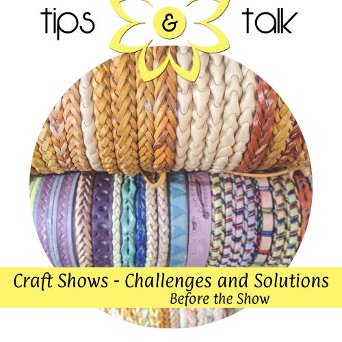 Craft Show Bracelet Display