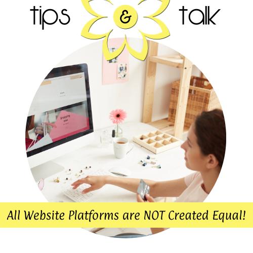 All Website Platforms Aren't Equal