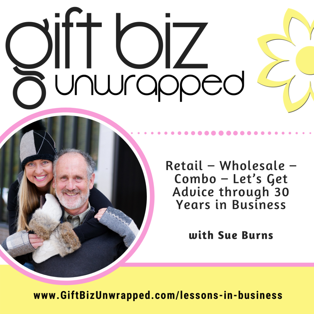 Lessons in Business with Sue Burns of Baabaazuzu