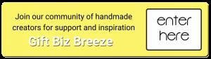 Invitaiton to join Gift Biz Breeze