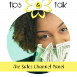 The Sales Channel Panel