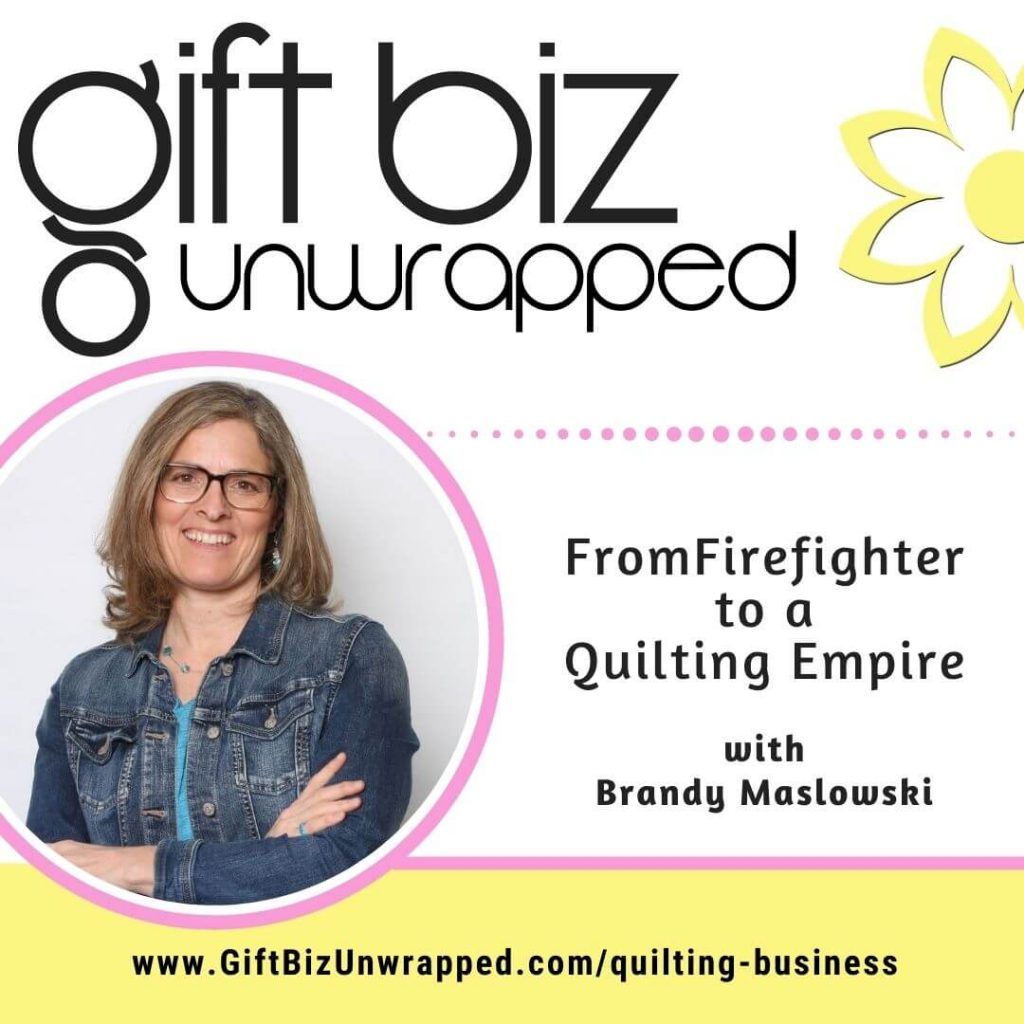 quilting business empire