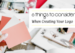 Creating your logo