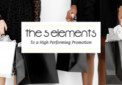 High performing promo